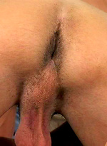 Hot amateur Dylan strokes dick