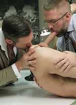 Boy Been Bad. Starring Tomas Brand, Dirk Caber and Darius Ferdynand