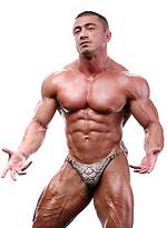 French big boy musclepup Laurent LeGros