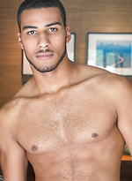 Dominic Santos gets his hungry hole fed by Bisexual Hunk Zane Porter