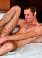 Hairy Sophmore with Long Schlong