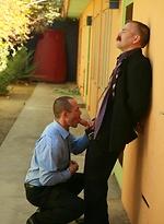 Robert Black and David Teal