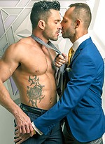 """Hot muscle hunk ANDY STAR gets pounded by Super Hung VADIM ROMANOV in """"Priceless"""""""